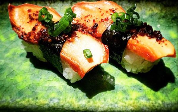 Miso Glazed Abalone