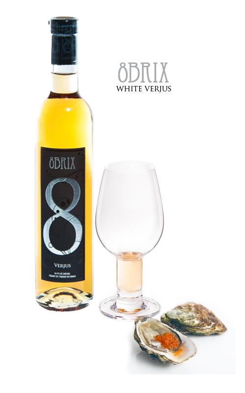 8 Brix Verjus White