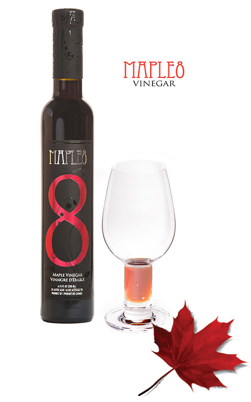 Maple 8 Vinegar